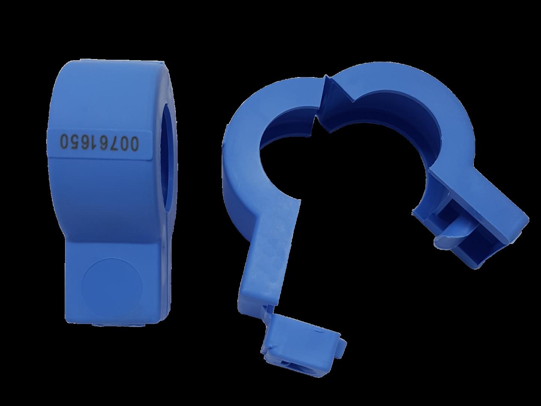 Opaski zatrzaskowe z numeratorem do plombowania